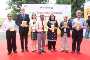 Inaugural Ceremony of LASER World of PHOTONICS INDIA 2014 at Bangalore International Exhibition Centre