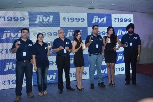 Jivi Mobile launch