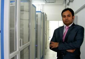 Mr. Piyush Somani Founder,MD & CEO, ESDS