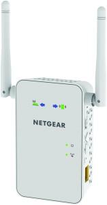NETGEAR AC 750 WiFi Range extender(EX6100)