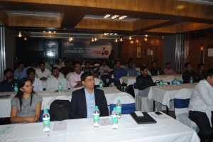 Partners in full attendence at D-Link Network Storage Meet-Mumbai