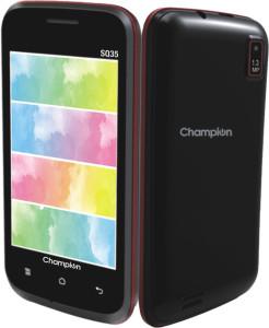 SQ35 Phones Black A