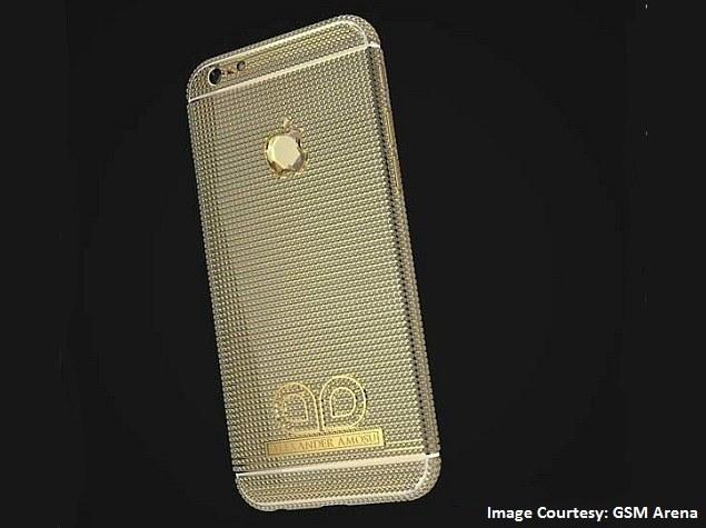 alexander amuso iphone 6 diamond studded gsm arena3