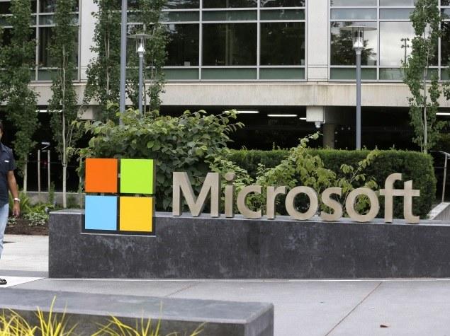 microsoft new logo ap