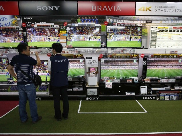 sony bravia tv sales