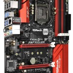 Excellent Gaming Motherboard from ASRock Fatal1ty Z97 Killer