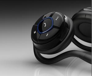 Muffs Stereo Bluetooth headset 2