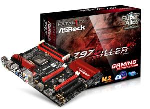 Tom's Hardware System Builder Marathon Q3 2014 Fatal1ty Z97 Killer