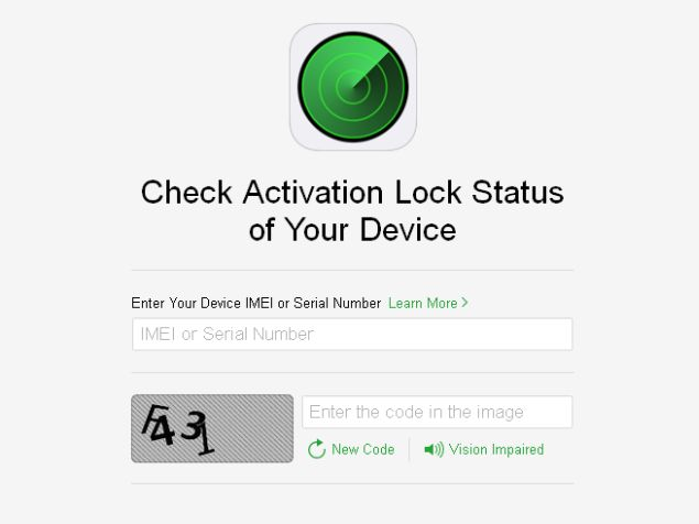apple icloud activation