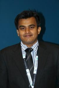 Mr. RuchirTalati, Business Development Manager (Telecom Solutions)  Matrix Comsec, Vadodara