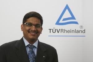Kalyan Varma_TUV Rheinland