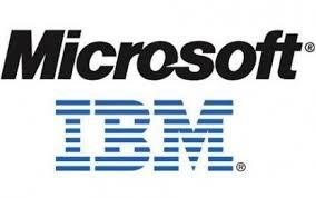 Microsoft & IBM
