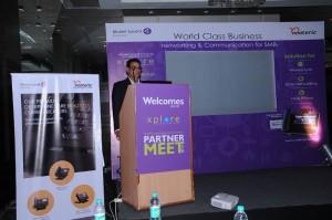 Mr. Prasath Rao from Alcatel-Lucent Enterprise