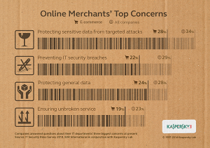 Online Merchant's Top Concerns