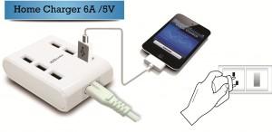Portronics charging station