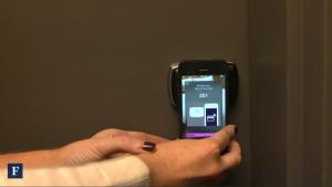 Smartphone To Unlock Hotel Room_IT Voice