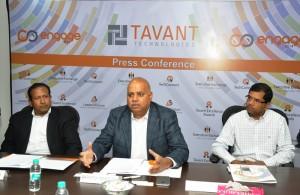 Tavant Press Conference