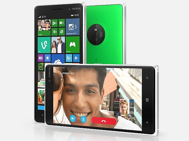 lumia 830 microsoft