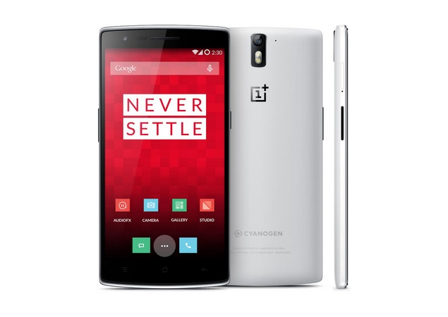 oneplus one screen