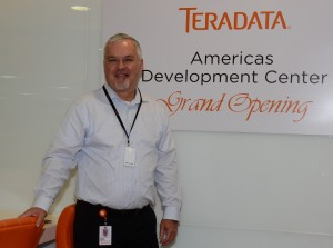 Mr. Robert Cromer, Vice President, ADC, Teradata Corp