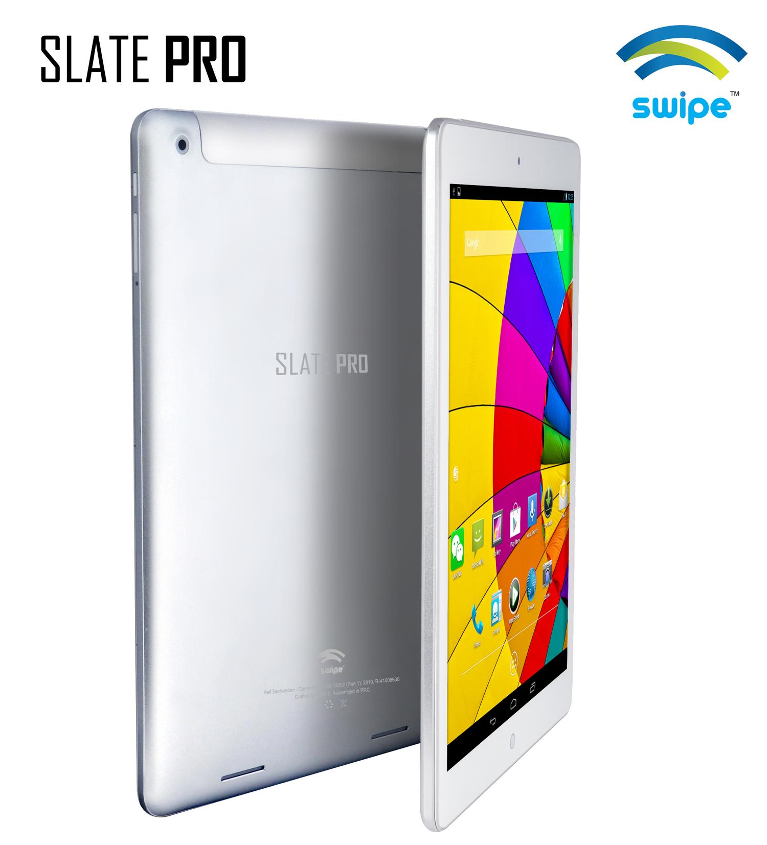Swipe Slate Pro 2