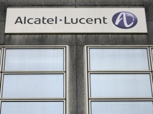 alcatel lucent sign