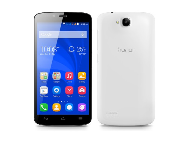 huawei honor holly white