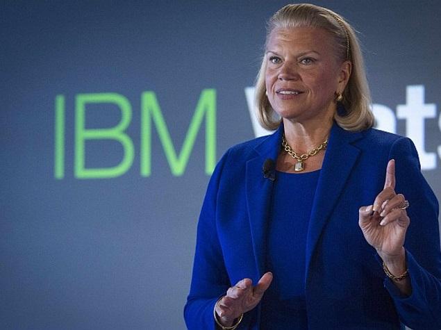 ibm chairwoman