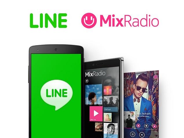 microsoft sells mixradio