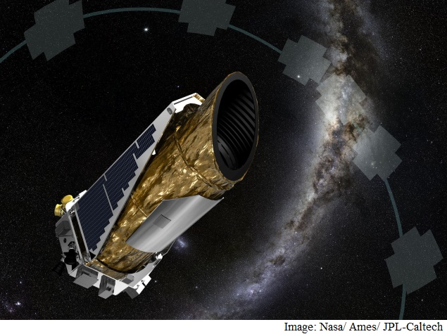 nasa kepler spacecraft sc