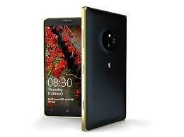 Gold Variants Of Lumia 830
