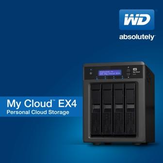 MY Cloud EX4