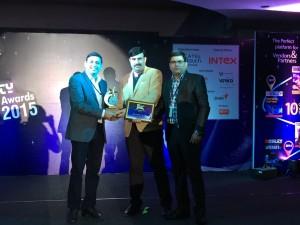 Mr Deepak kabu & Sanjay Kalirona, Intex mobiles