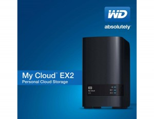 My Cloud EX2