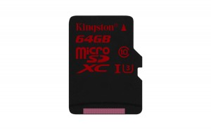 SDCA3_Kingston microSD UHS-I Speed Class 3