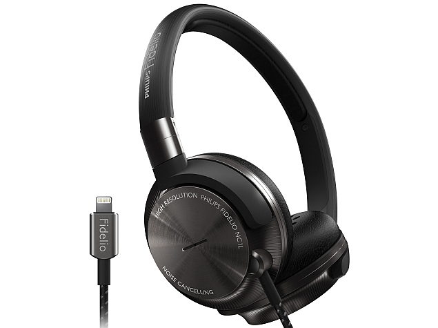philips fidelio nc1l on ear headphones