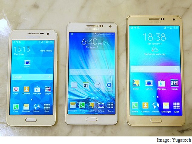 It Is Worth Mentioning That The Firm Has Already Announced Its Samsung Galaxy A3 And A5 Handsets In India This Week