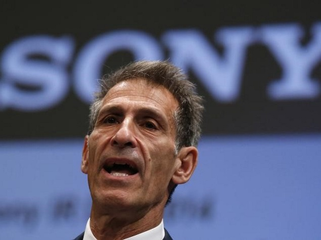 sony pictures ceo