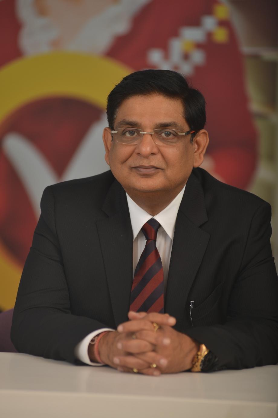 Sanjay Rohatgi, Vice President, India, Symantec