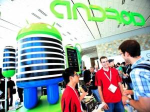 android robot generic google io
