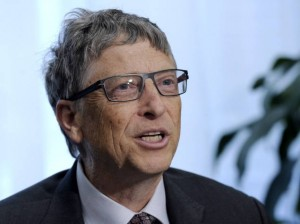 bill gates china