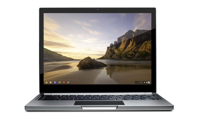 google chrome pixel laptop