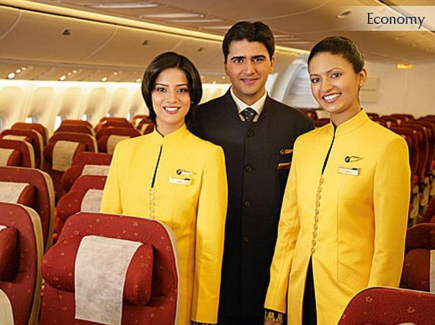 jet airways photo crew website
