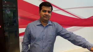 Anand Shringi, National Sales Manager – SMB & Consumer Products (India & SAARC) Trend Micro India Pvt Ltd