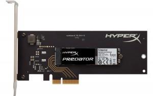 HyperX Predator PCIe SHPM2280P2H