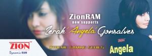 ZERAH 'ANGELA' GONSALVES