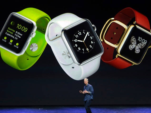 apple watch event tim cook apple
