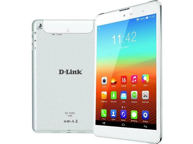 d link d100 tablet official