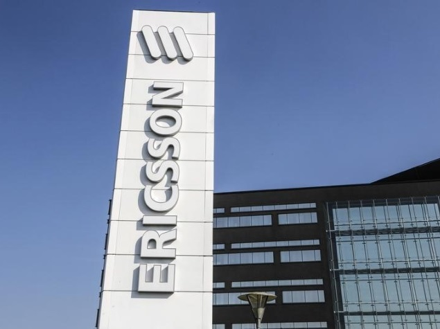 ericsson new officie