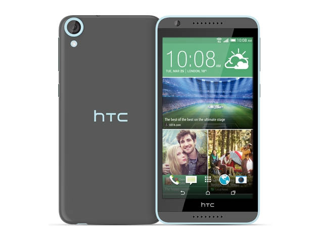 htc desire 820s grey blue